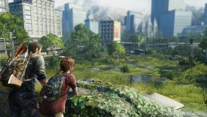 The Last Of Us 'You Can't Deny The View Though' by ChillyCreator
