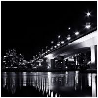 Night Drive II by Val-Faustino