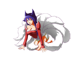 Ahri by Anti-Viirus
