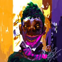 Joker by Puillustrated