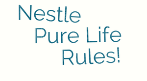 Nestle Pure Life Natural Fruit Flavored Water