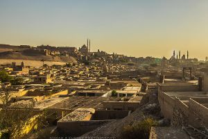 Old Cairo by pharaohking
