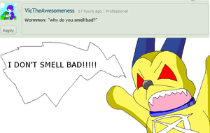 DxDoggymon question 04 by HeroHeart001