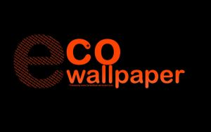 Eco Wallpaper Dark Orange by UJz