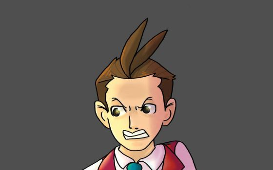 Apollo Justice by JazziestFox