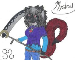 Mystral :3 by Zs99