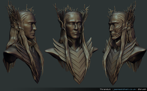 Thranduil by All-Dhatt-Jazz
