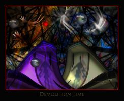 Demolition Time by x-pyre12