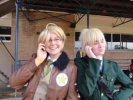 Phones- Hetalia by dangomelans
