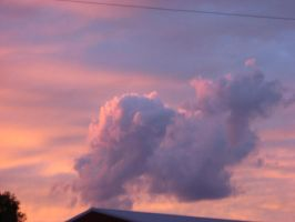 Cotton Candy Clouds by Ambilia-Scriba