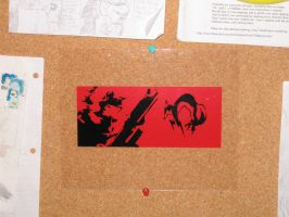 MGS Vinal sticker by Neecross