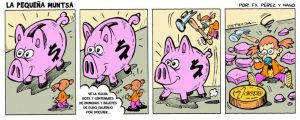 La pequena Muntsa 4 by ZeroCartoon