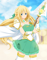 Vert Commission 3 Coloring by Planeptune