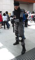 AZ 2012 - Solid Snake by Belle43