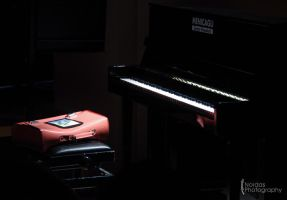 Alone Piano by Nordas