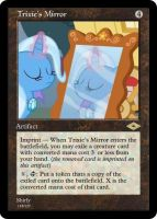 MLP-MTG: Trixie's Mirror by Shirlendra
