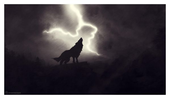 The Wolf Crest by CeSaRts