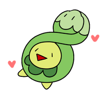 Budew Dancing by hellasexual