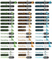 EverythingWirelessLogoConcepts Sets 1-4 by SEspider