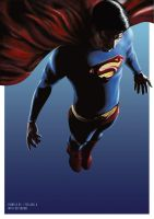 it's SUPERMAN by per-KUS-a