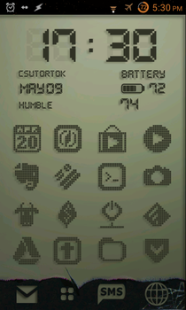 Indium Tinoxide icons by Linkz57