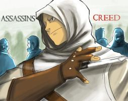 Assassins Creed - Altair by Mehlauge
