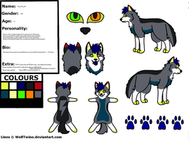 Storm the wolf Ref by er49563