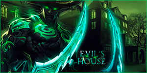 Evil House by slash9930