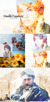 Double Exposure Action by Der-Alter-Mann
