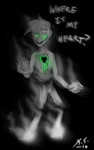 DP But Where Is My Heart? by The-Clockwork-Crow