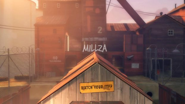 Peaceful 2fort by 1MiLLZa