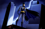 Batman: The Animated Series by AerianR