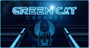 Green Cat Tavern Sign Contest: Sample by jademacalla