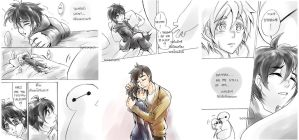 BH6 One-Shot FanComic - Scent by BonBonPich
