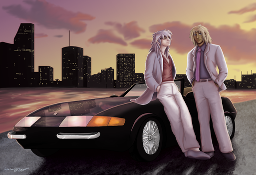 Grand Thief Auto: Vice City by BlueShadowEclipse