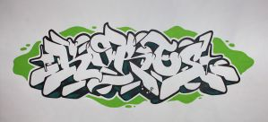 KORES270 sketchMarch2015 by KOREEE
