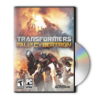 Transformers Fall of Cybertron by AssassinsKing