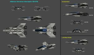 Alliance Advance Interceptor SX-F3 by nach77