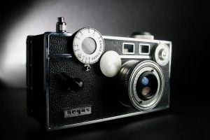 Vintage Camera by 0goldfinger0