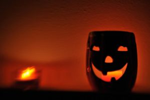 Halloween Lensbaby V by LDFranklin