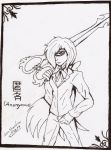 Anonymous (Black Butler style) by 200shadowfan