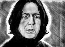 Severus Snape, Goblet of Fire by dingobuzz269