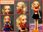 Eulias Doll Repaint by eulias