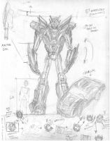 Wheeljack: Movie Concept by supa-butt-face