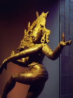 Hindu God Statue 3 by Humble-Novice