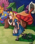 Alice in Wonderland by XxcandyXdreamsxX