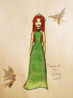 Seelie Queen by walrusbukkit
