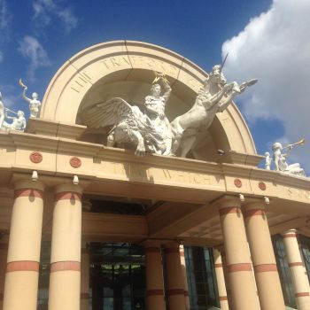 the trafford centre by loxanna