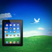 iPad Landscape Wallpaper by Martz90