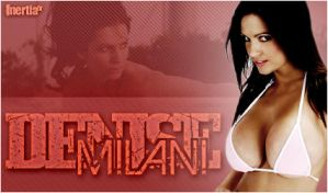 Denise Milani Sig by inertiafx